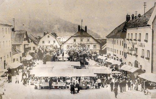 Foto Stadtplatz Mark