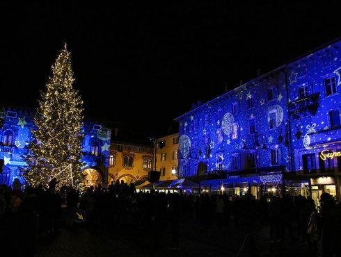 Winter Natale a Rovereto