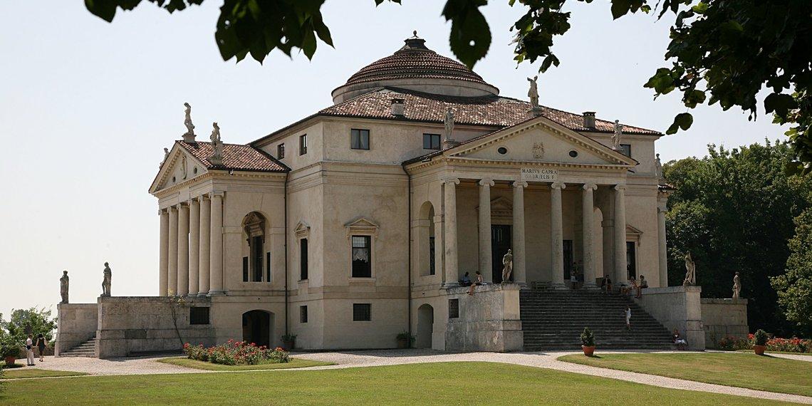 Villa Capra Renaissance