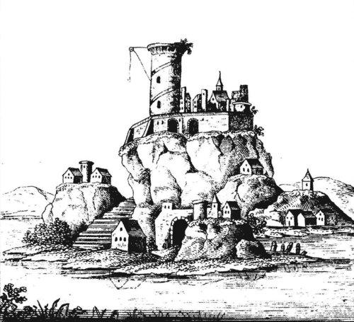 burg Mangoldstein in Donauwörth