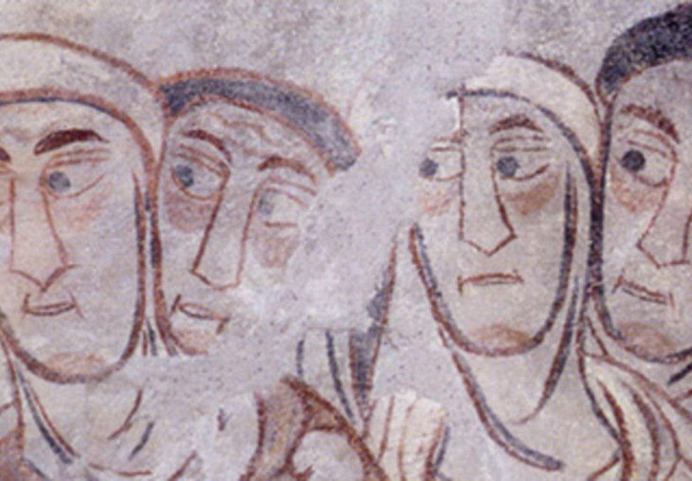 Prokuluskirche Wandmalerei