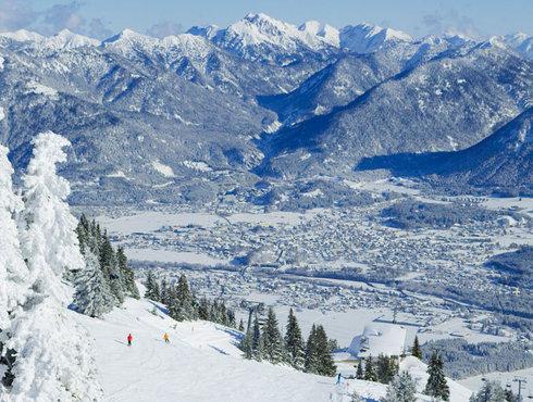 Winter Traumstimmung Verschneite Landschaft