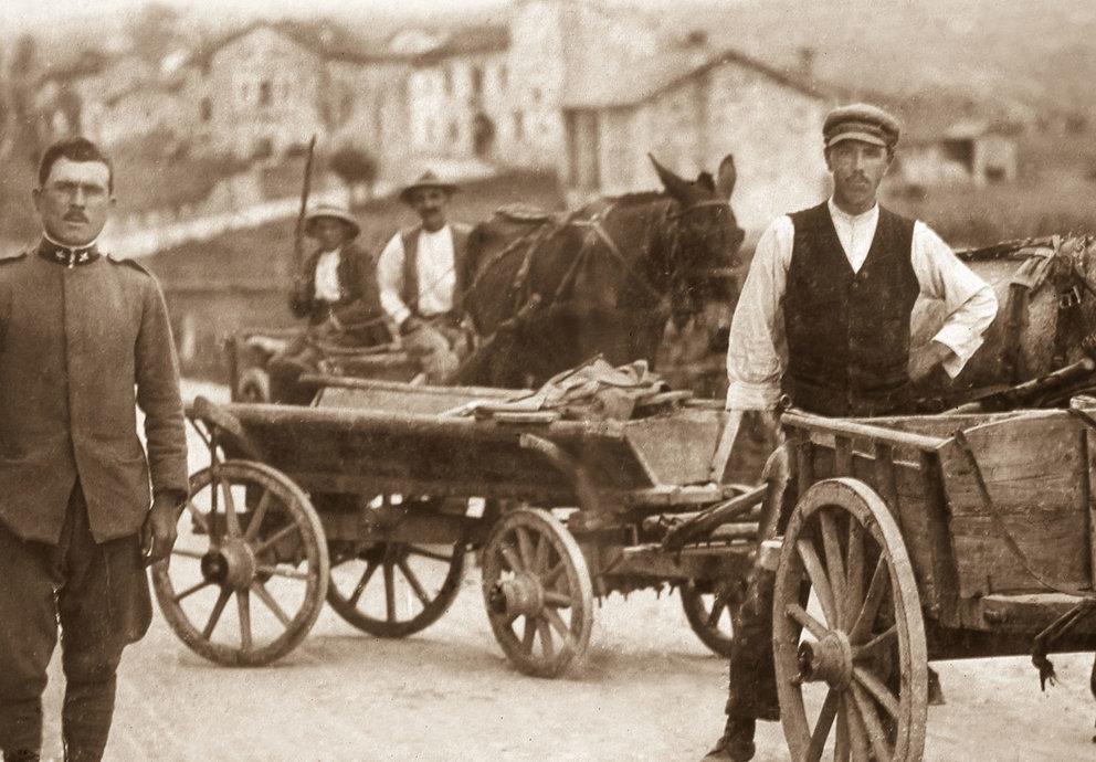 Gente Lentiai Prima Guerra Mondiale