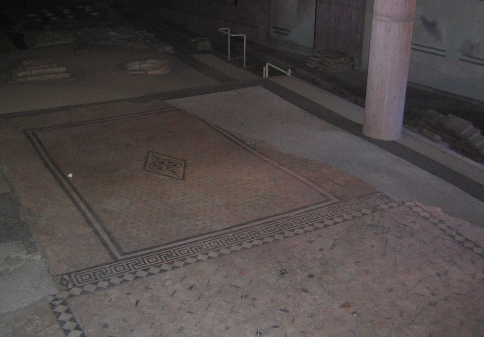 Oderzo Foro Romano