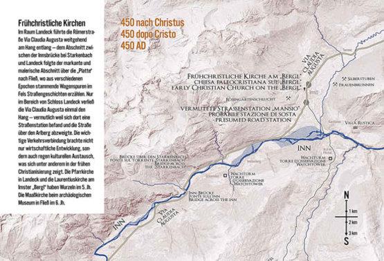 Teaser Bild Historische Karte