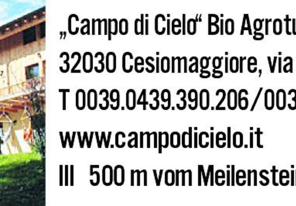 Cesio maggiore Campo Di Cielo