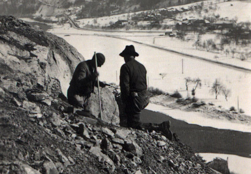 Foto Mils bei Imst Steinbruch
