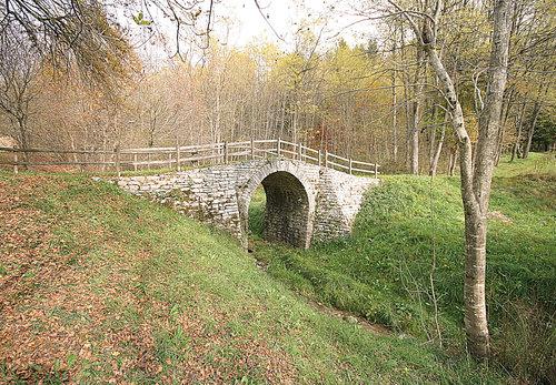 Ponte Romano Lamon Feltrino