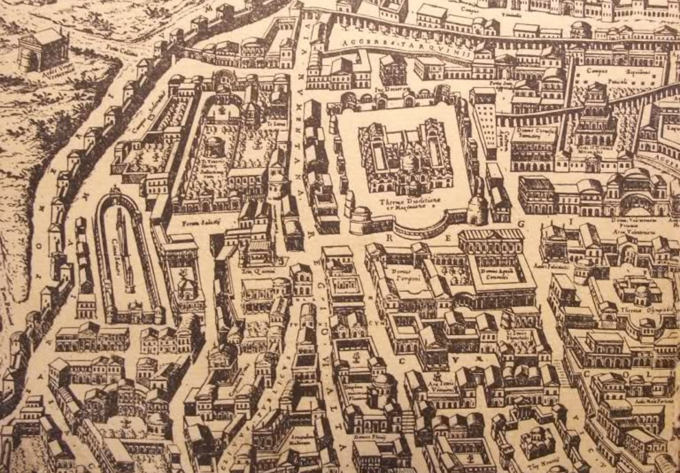 Citta Medioevale Di Venezia