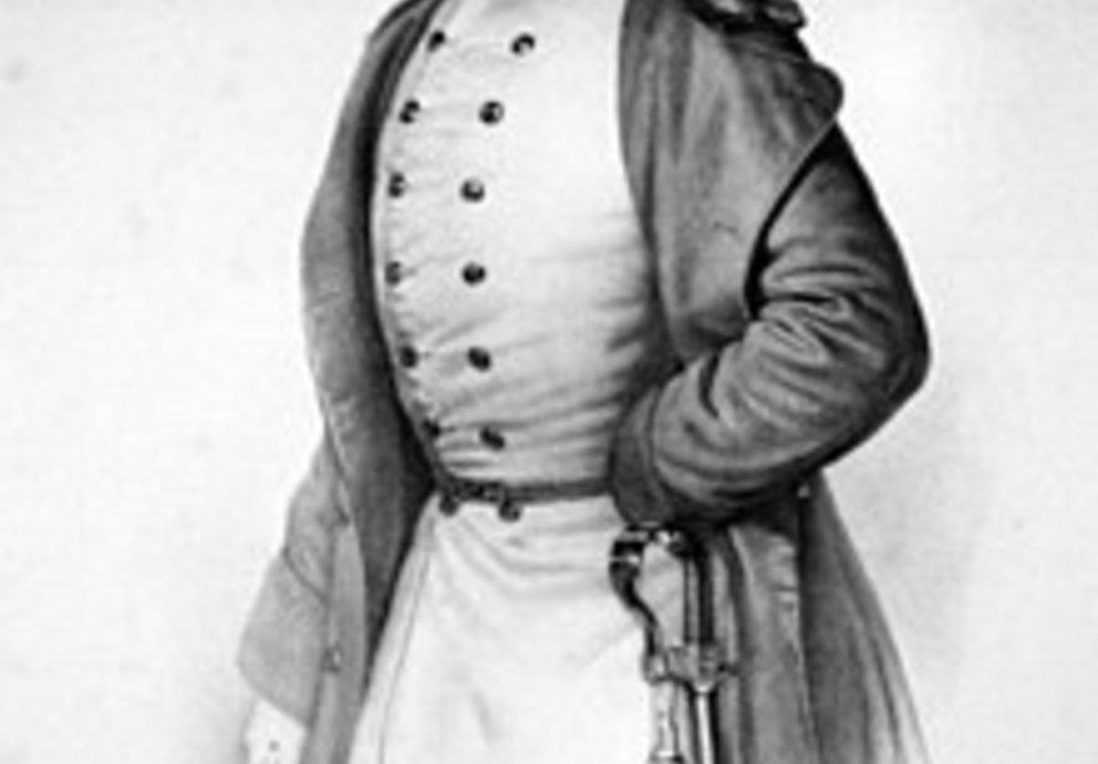Franz Graf Von Meran Litho 1855