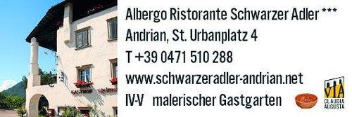 Andrian Schwarzer Adler