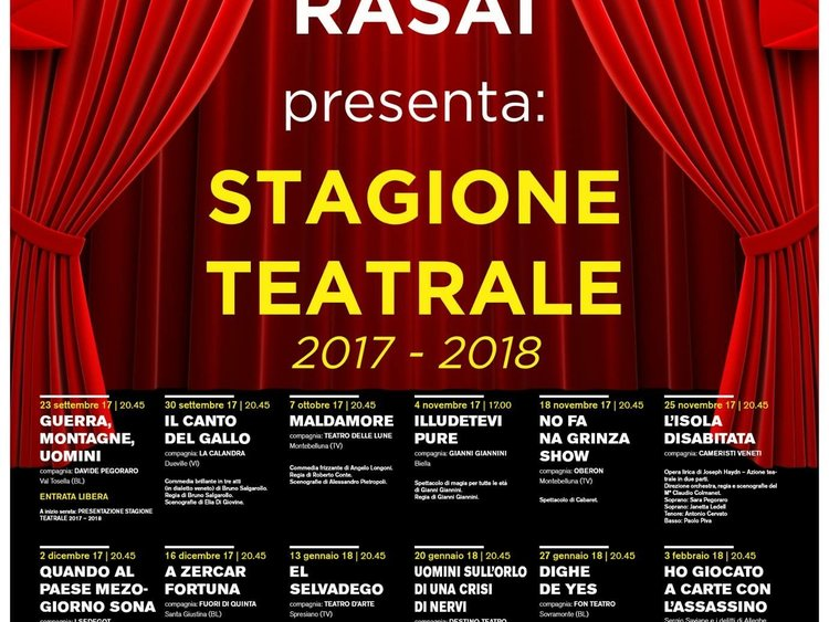 Raegna Teatrale Feltre