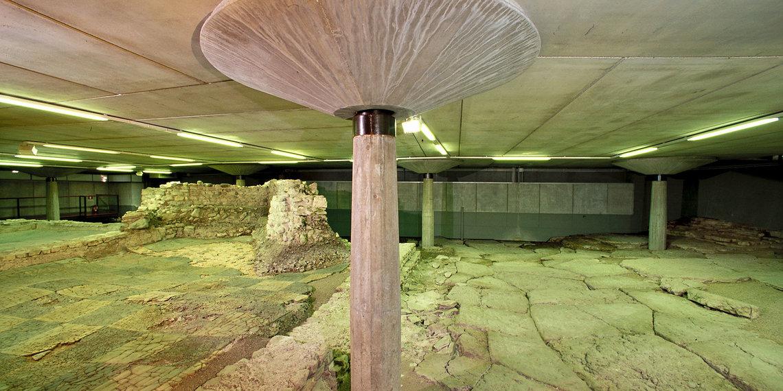 Feltre Area Archeologica Citta Romana
