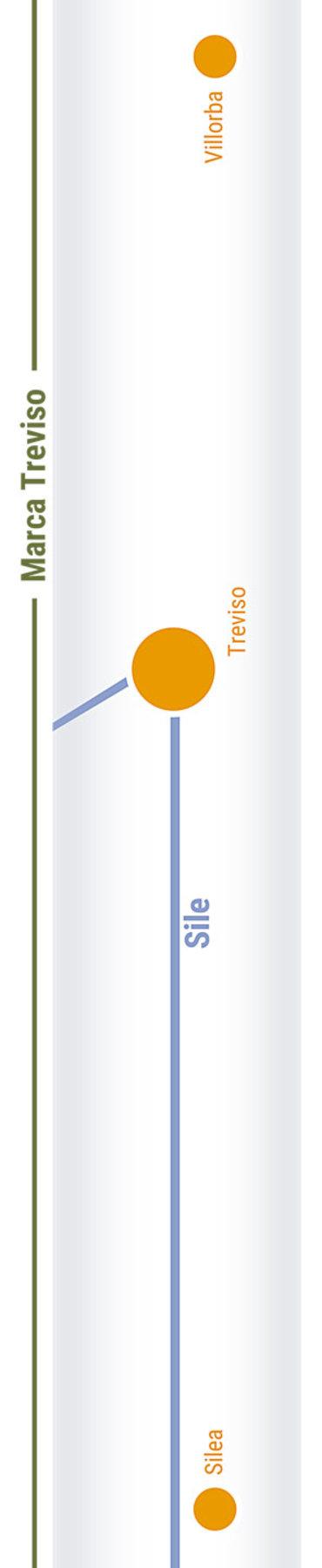 Übersichtskarte rechts Teilabschnitt 39a Treviso