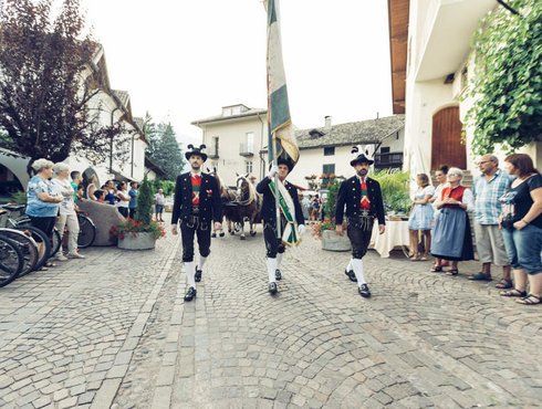 Traditionsvereine Laubenfest