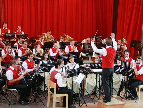 Musikkapelle Mils bei Imst in Concert