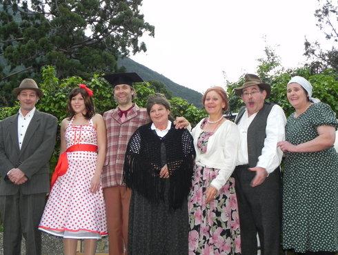 Freilicht Theater Gasthof Sonne Imst