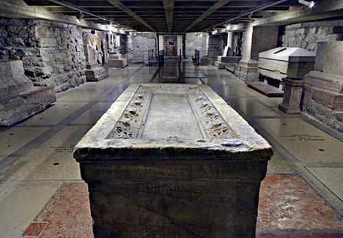 Tridentum Sarkofago