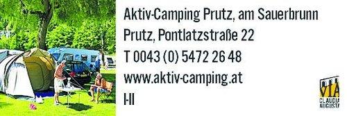 Prutz Aktiv Camping