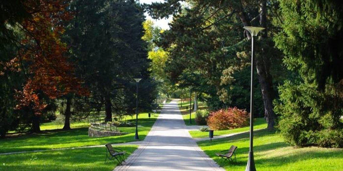 Levico Parco Delle Terme