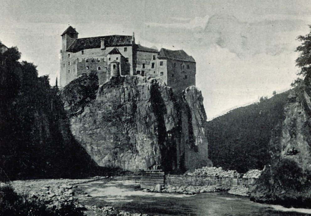 Schloss Runkelstein 1898 Wikipedia Gemeinfrei