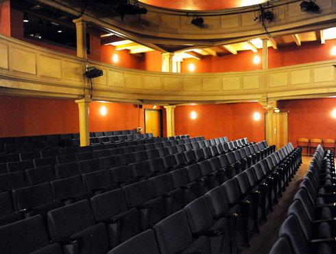 Theater Landsberg Stühle