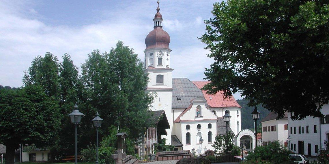 Vils Tirol Stadtplatz
