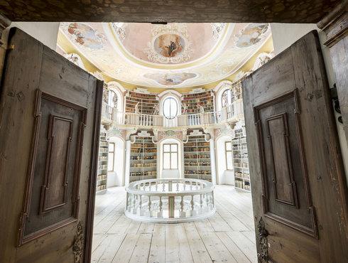 Bibliothek im Museum der Stadt Füssen