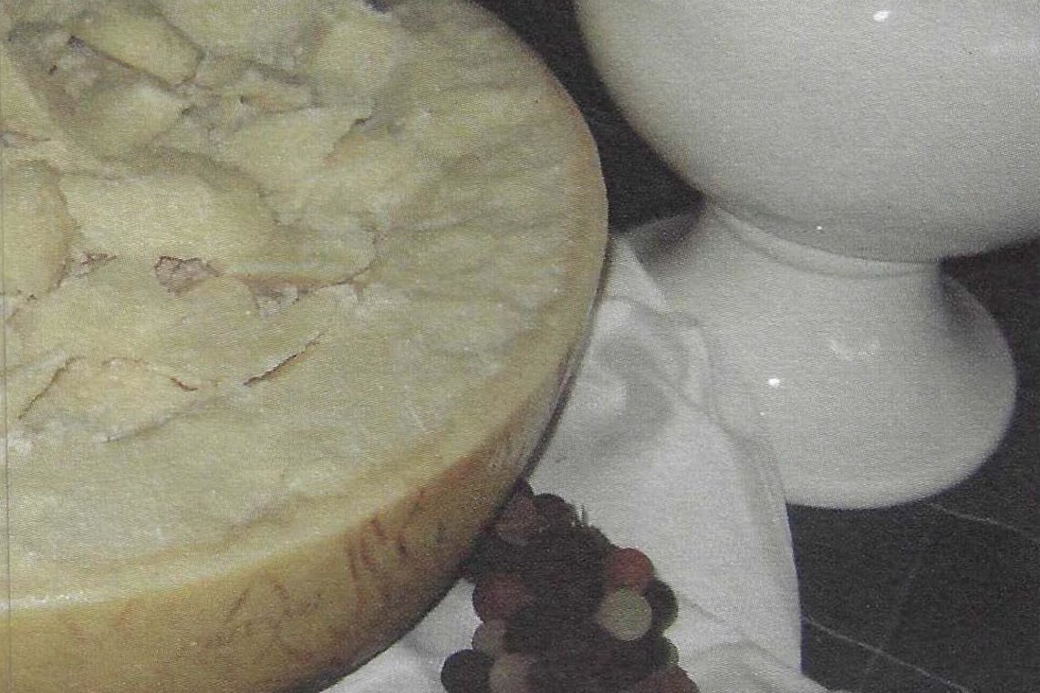 Besondere Lebensmittel Käse ausgereift