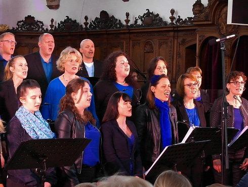 Chor in Nordendorf