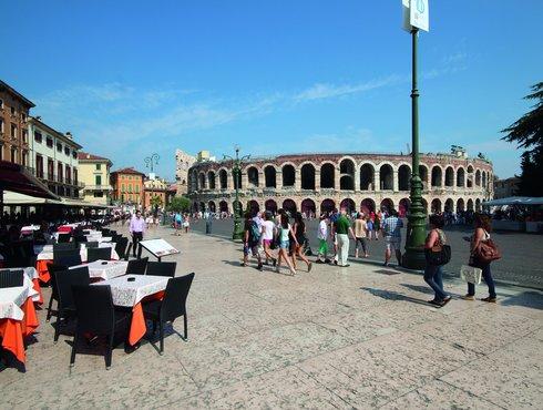 Verona Arena Piazza
