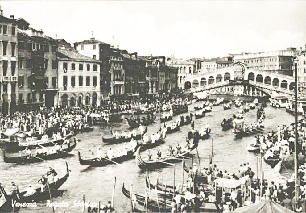 Regata Venezia Una Volta