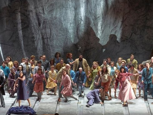 Theater in Augsburg, Otello