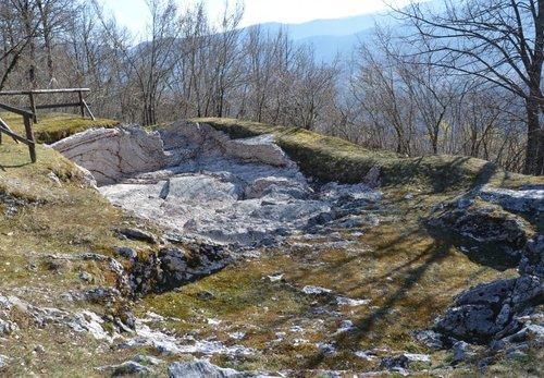 Sito Archeologico Casa Retica Castello Tesno