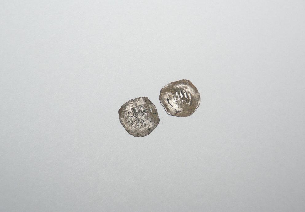 Kirche Pinswang Münzen