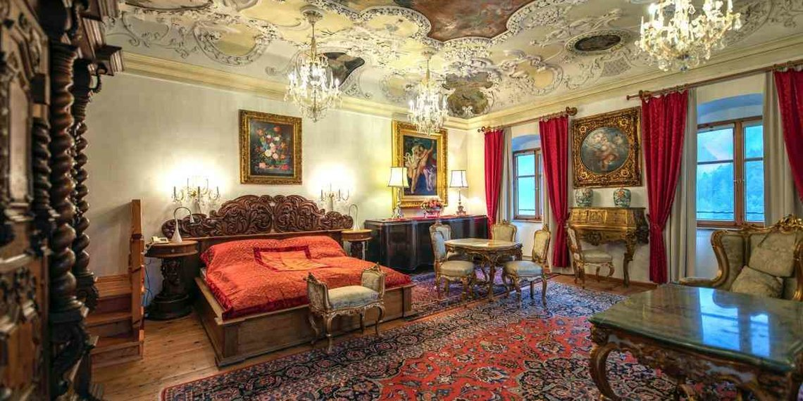 Hotel Schloss Fernstein