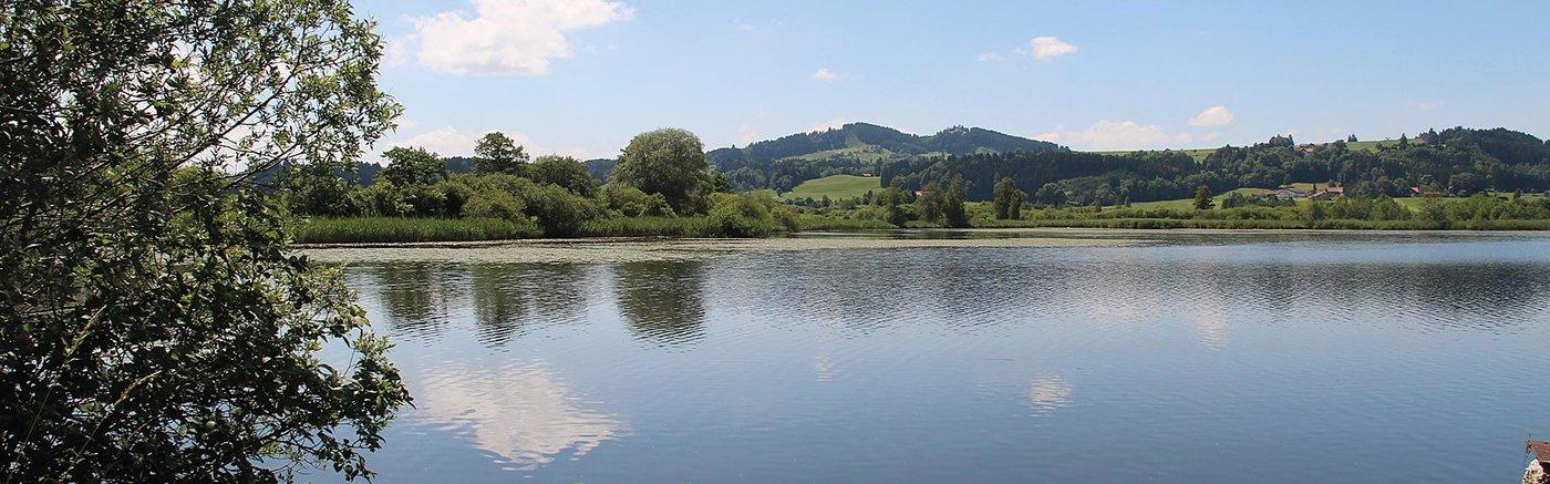 Bernbeuren Haslacher See