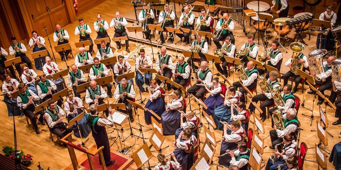 Konzert Musikkapelle Naturns