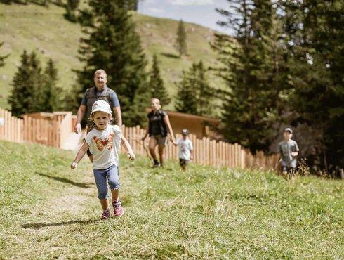 Sommer Herbst Imst Tourismus Wandern