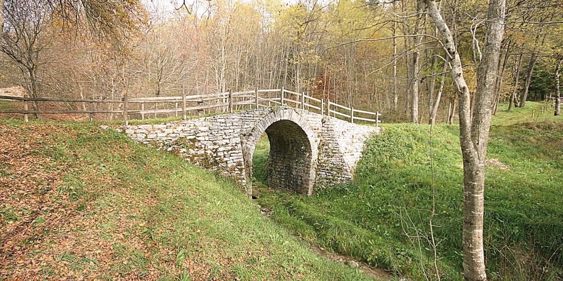 Ponte Romano Lamon