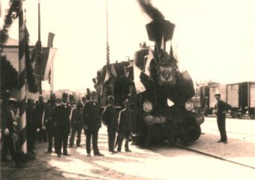 Vischgerbahn Meran 1906