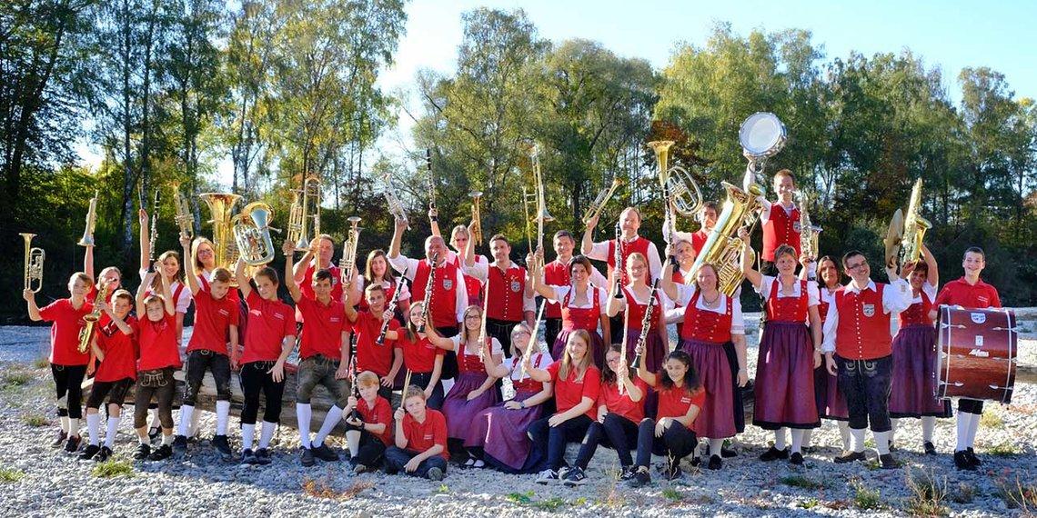 Musikverein Langweid in Lech