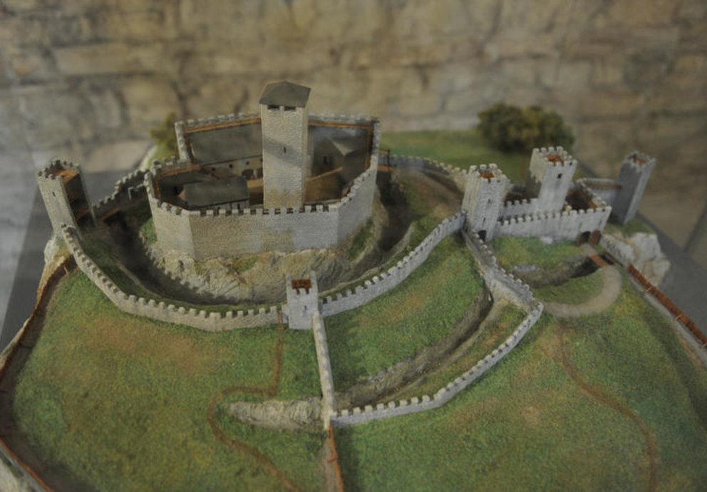 Modello Castello Di Zumelle