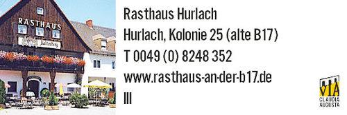Hurlach Rasthaus