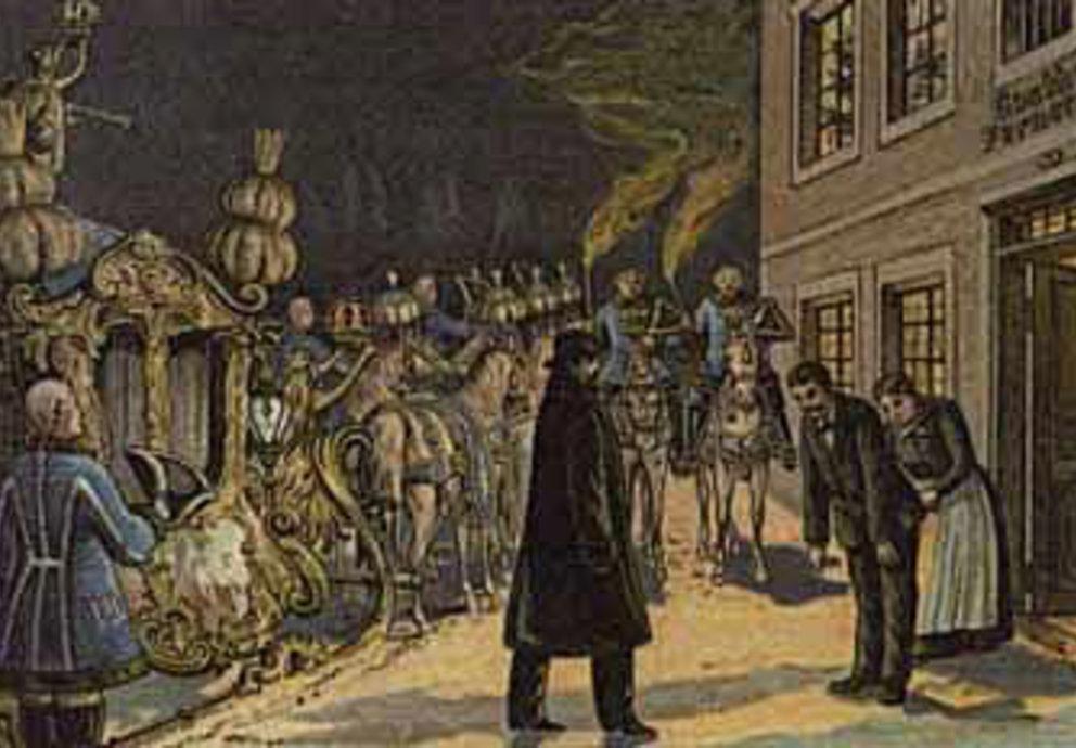 König Luwig Fernstein