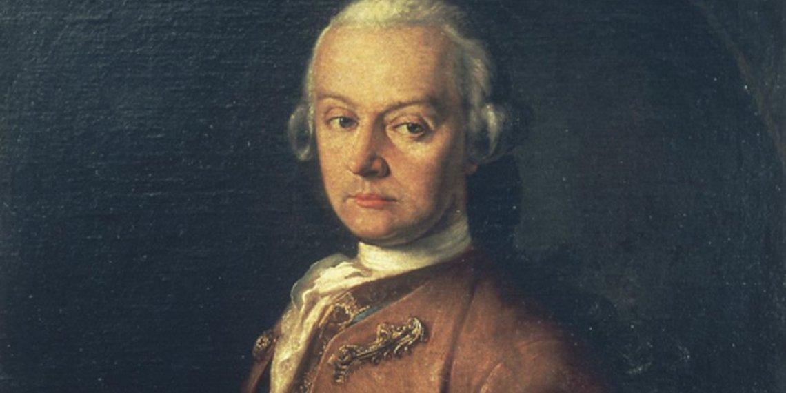 Leopold Mozart, Augsburg Komponist