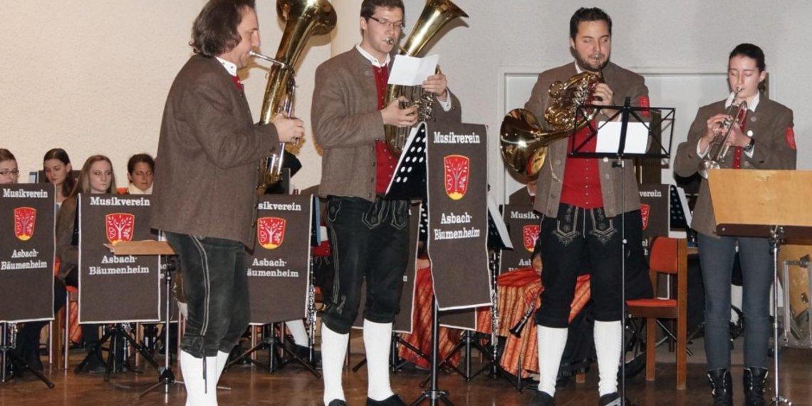 Musikverein Asbach Bäumenheim