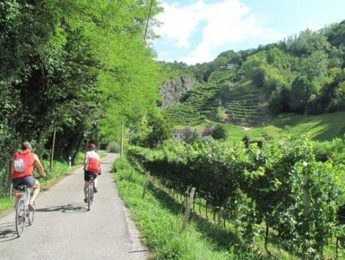 Bike Tours Prosecco Bell Asolo