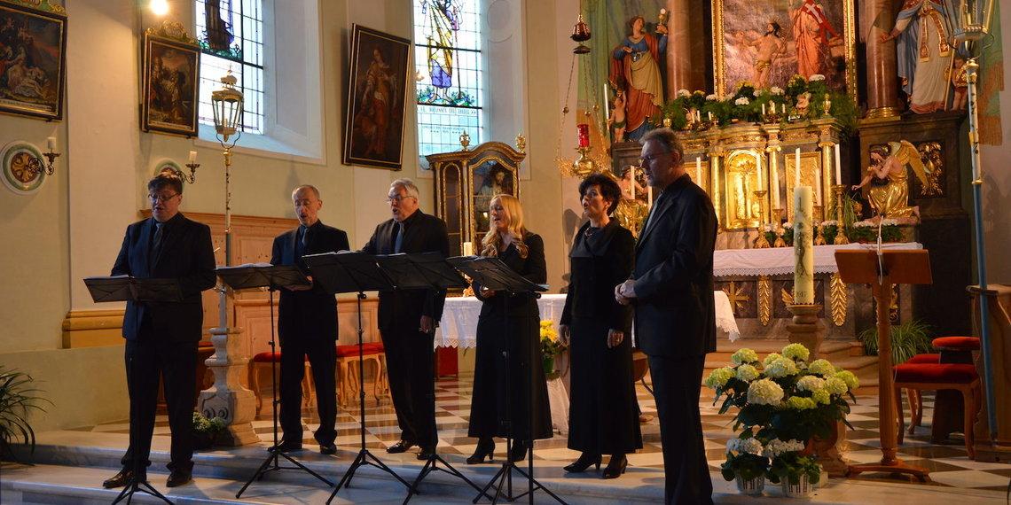 Konzert Kirche konzerte Biberwier Reutte