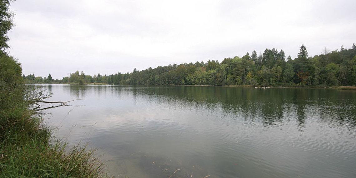 Lech bei Epfach, Denklingen, Fuchstal, Foto Tschaikner